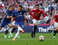 Chelsea 1-0 Manchester United: Hazard Bawa The Blues Juara Piala FA Musim Ini