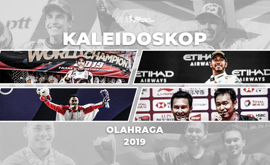 Kaleidoskop Olahraga Non Sepak Bola Juli-Desember 2019