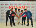 KONAMI Dukung ESport Asian Games 2018