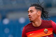 Peluang Reuni Bek AS Roma Melawan Mantan Klub, Man United