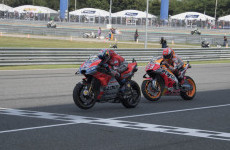 Berpeluang Kunci Gelar di MotoGP Thailand, Marc Marquez Waspadai Andrea Dovizioso