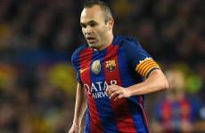 Messi Ingin Barca Pastikan Iniesta Mengikat Kontrak