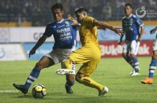 Henhen Siap Gantikan Supardi yang Absen saat Persib Jamu Bhayangkara FC