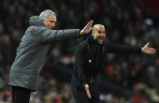 Head to Head Pep Guardiola Versus Jose Mourinho