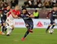 Edinson Cavani Tak Sadar Pecahkan Rekor Zlatan Ibrahimovic