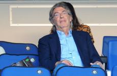 Massimo Moratti Anggap Inter Milan seperti Wanita Manja