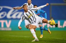 Piala Super Italia: Ronaldo Pecahkan Rekor dan Antar Juventus Juara