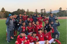 Timnas U-16 Kalahkan Jepang dan Melaju ke Final Jenesys, Ini Kata Fakhri Husaini