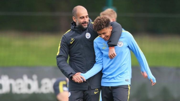 Man City Vs Dortmund: Evolusi dan Reuni Sancho-Gundogan