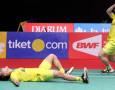 Tuan Rumah Raih Dua Gelar, Ini Daftar Juara Indonesia Masters 2018
