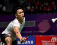 Olimpiade Tokyo 2020: Lalui Rubber Game, Jonatan Christie Susul Anthony Ginting