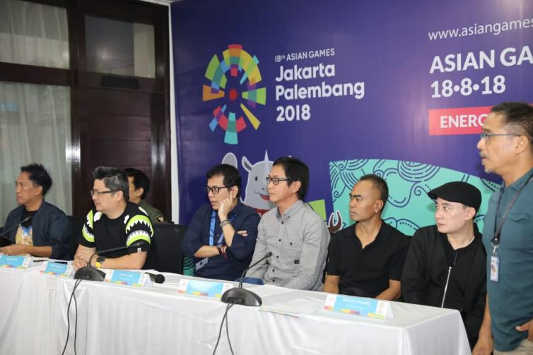 INASGOC Pastikan Tiket Pembukaan Asian Games 2018 Bakal Terjual Habis