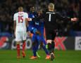 Leicester Raih Tiket ke Perempat Final Usai Kalahkan Sevilla