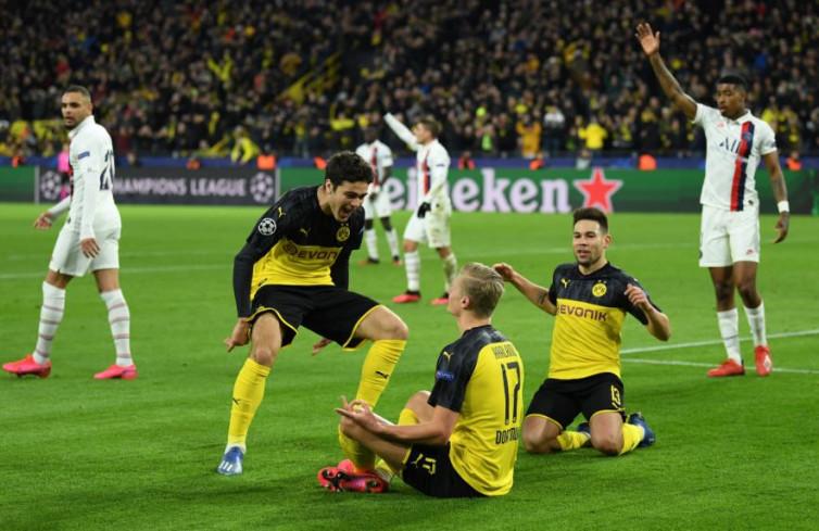 Erling Haaland yang Terus Menebar Sensasi dengan Borussia Dortmund