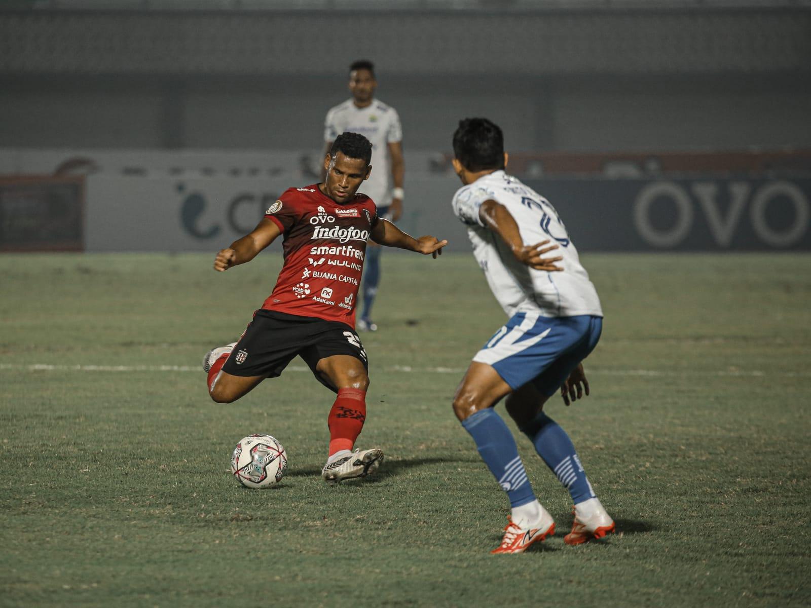 Debut di Liga 1, Eber Bessa Punya Kesan Positif pada Bali United