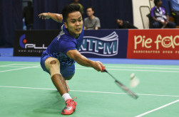 World Tour Finals 2018: Gagal di Fase Grup, Anthony Tak Bisa Tutupi Kekecewaan