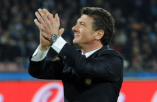 Mazzarri Puji Mental Pemain Inter Milan