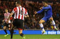 Dramatis, Chelsea Taklukkan Sunderland