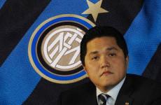 Erick Thohir Akuisisi Inter Milan Kaleidoskop Liga Italia 2013