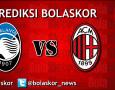 Atalanta vs AC Milan Masih Kacamata Babak I