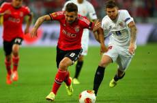 Berlangsung Ketat, Sevilla Dan Benfica Masih Imbang Babak I Final Liga Europa