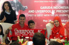 Ratusan Big Reds Temui Trio Legenda Liverpool