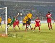 Football Legends Unggul 3-1 atas Indonesia All Stars Babak I