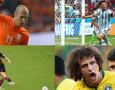 Ini Calon Pemain Terbaik Piala Dunia 2014