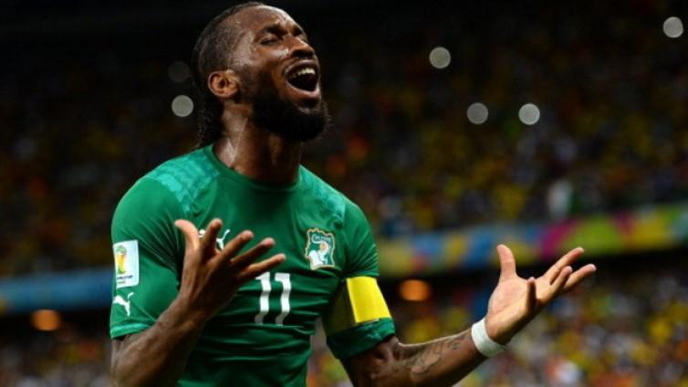 Drogba Pensiun dari Timnas Pantai Gading