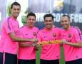 Barcelona Tunjuk Keempat Orang Ini Sebagai Daftar Kapten
