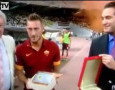 VIDEO Aksi Bodoh Francesco Totti