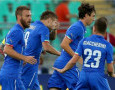 Italia Atasi Agresifitas Belanda Laga Persahabatan