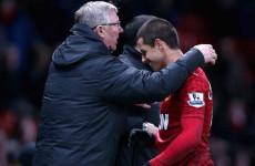 Ferguson Doakan Chicharito Sukses di Madrid