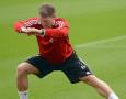 Bastian Schweinsteiger Mulai Kembali Berlatih